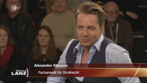Markus Lanz Alexander Stevens