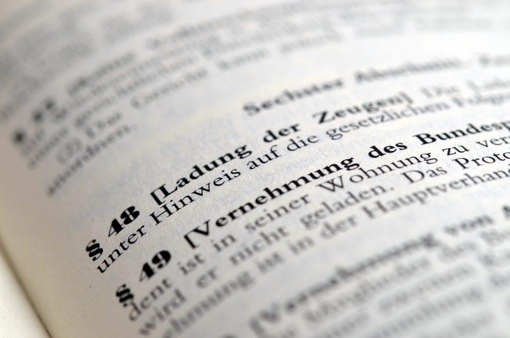 Ladung durch Polizei | Dr. Alexander Stevens | Anwalt für Strafrecht München | Fachanwalt für Strafrecht München