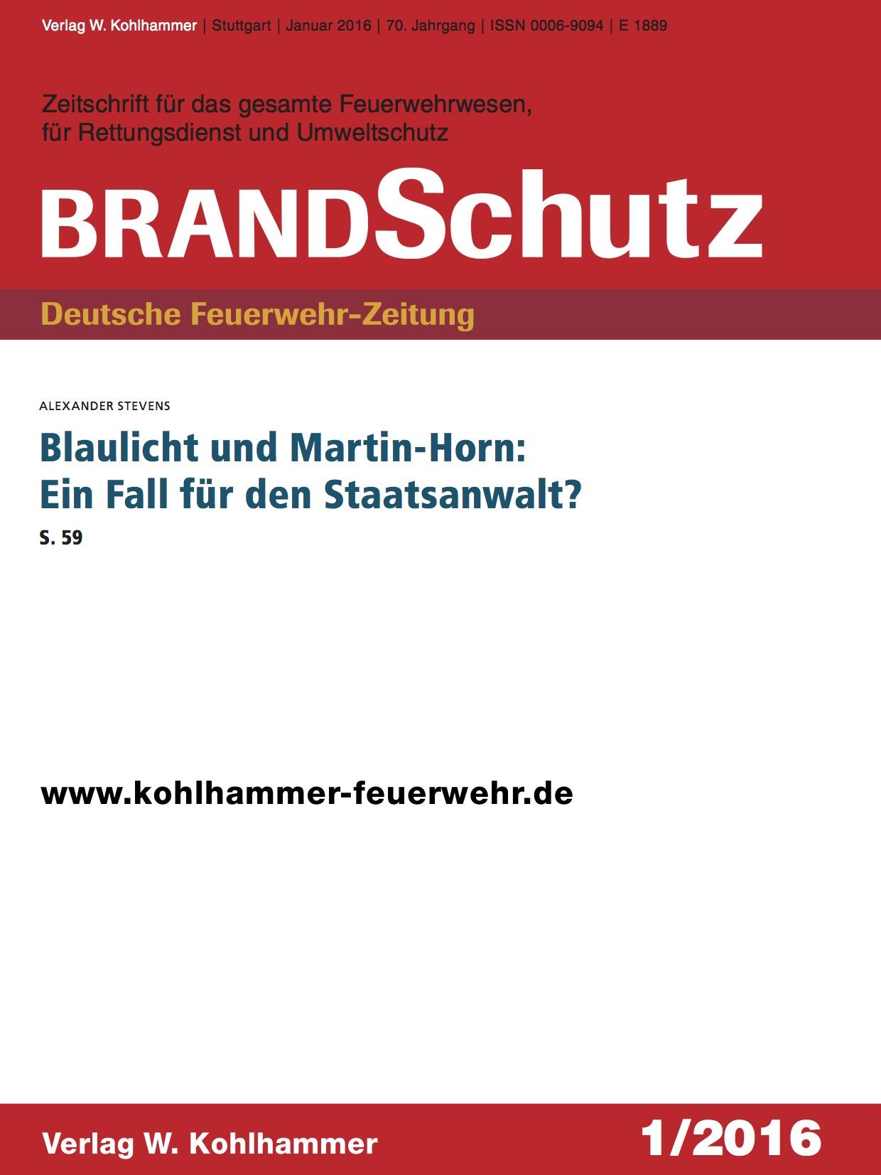 Blaulicht-Brandschutz | Dr. Alexander Stevens Strafverteidiger München | Anwalt für Strafrecht München | Fachanwalt für Strafrecht München