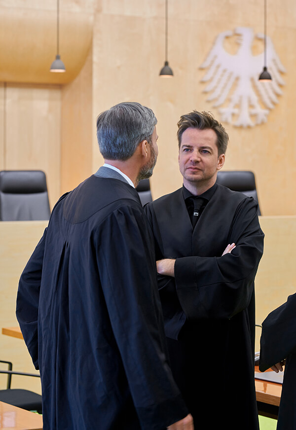 Dr. Alexander Stevens bei Gericht   Anwalt für Strafrecht Rechtsanwalt + Fachanwalt