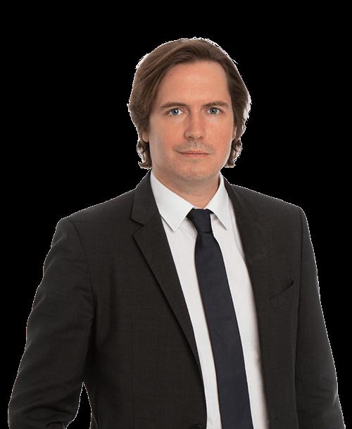 Rechtsanwalt Philip Müller