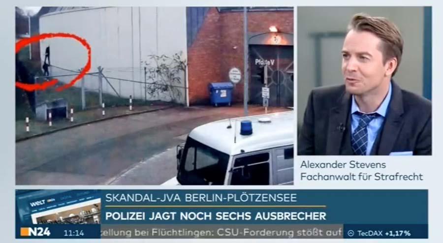 N24 Interview - Sexualstrafrechts- Anwalt für Strafrecht Rechtsanwalt + Fachanwalt