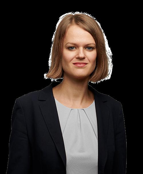 Rechtsanwältin Sarah Stolle